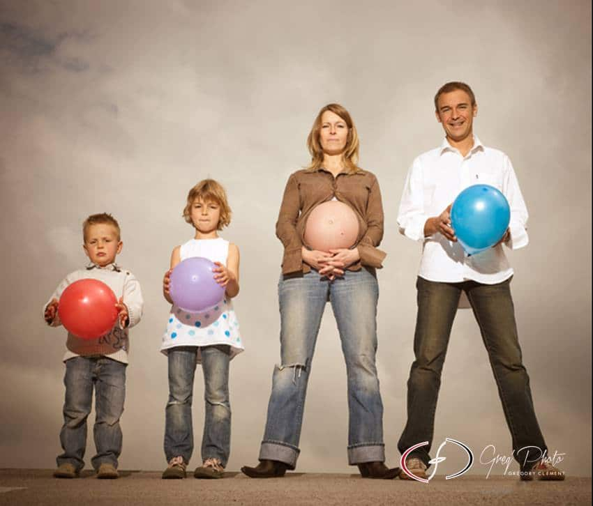 Photographe femme enceinte Lorraine