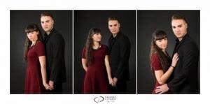 Photographe couple en studio Toul 10