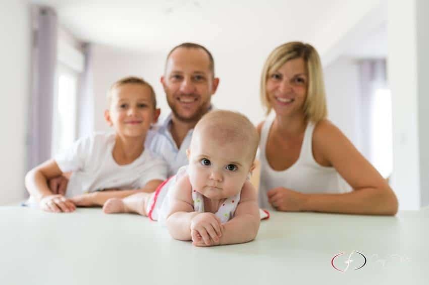 Photographe famille 44