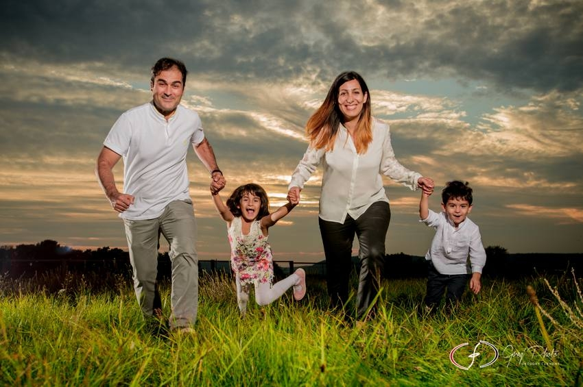 Photographe famille 55