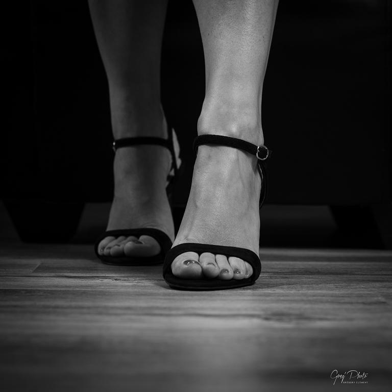 Photographe nu noir et blanc site www.gregphoto.fr