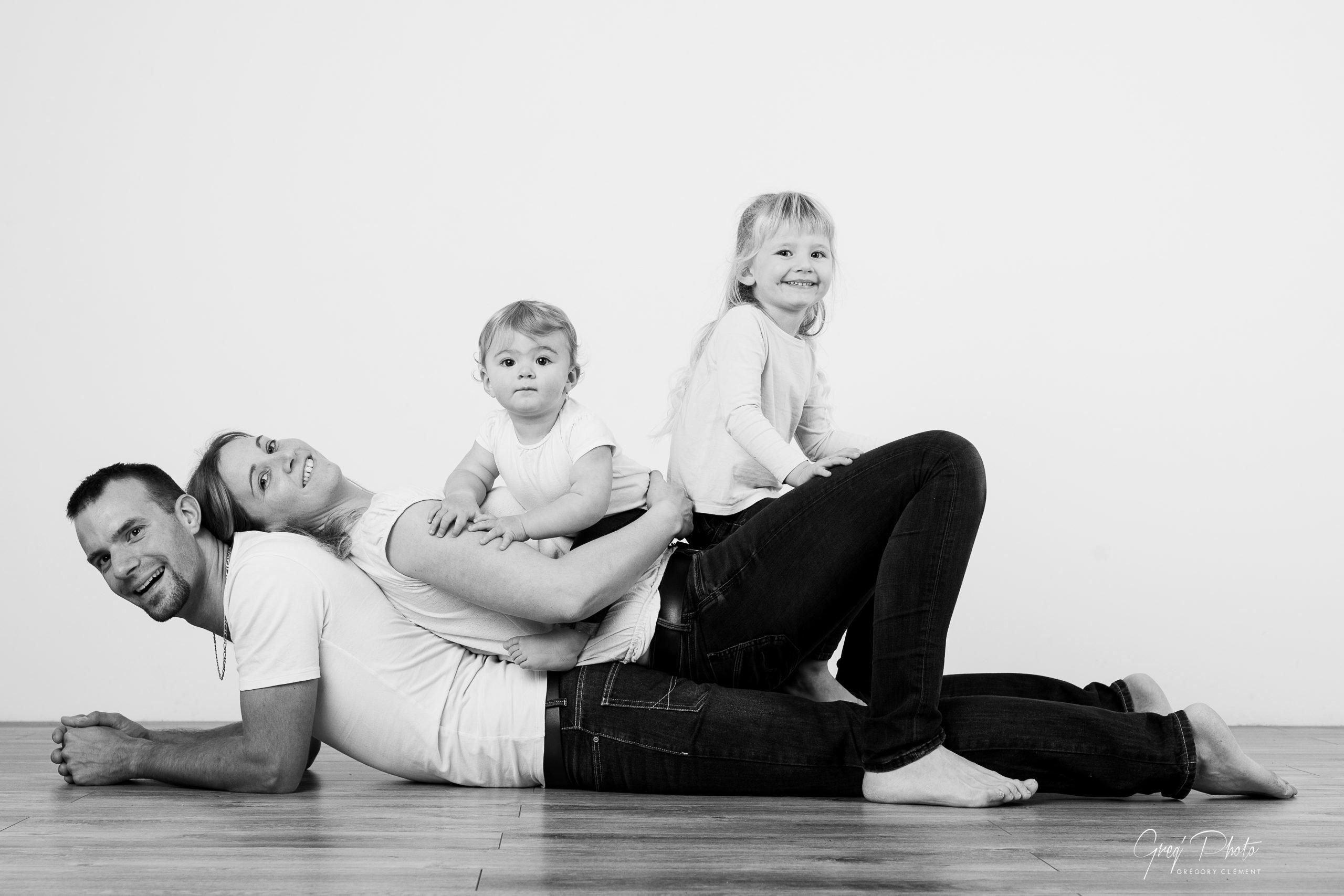 Shooting studio famille Neufchateau