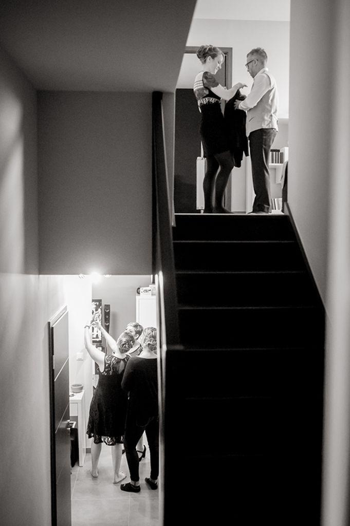 Photographe Toul preparatifs mariage en noir et blanc Lorraine Grand Est France ®gregory clement.fr 1