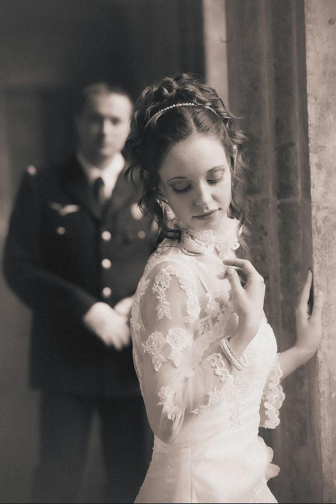 Photographe a Nancy Meurthe et Moselle Photos de couple mariage l abbaye des Premontres ®gregory clement.fr