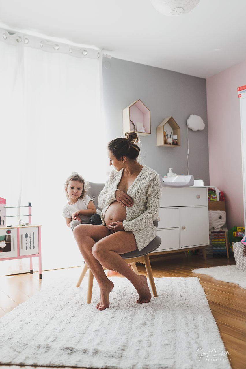 photo grossesse a domicile femme enceinte Nancy Grs074