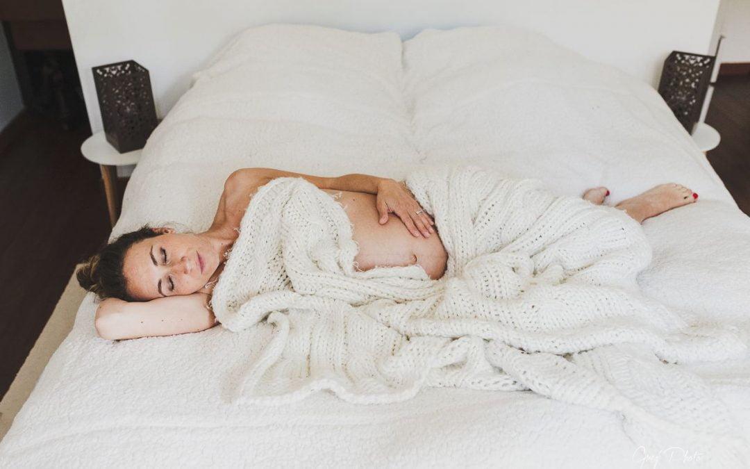 photos de grossesse à domicile sur Nancy