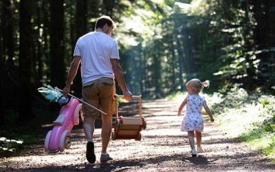 Cadeau fête des pères – Offrir une séance photos