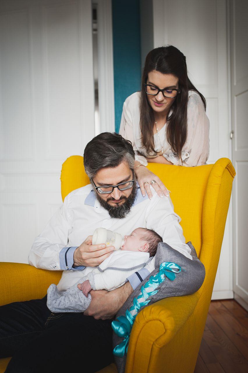 Photos de naissance a domicile dans les vosgesNai032