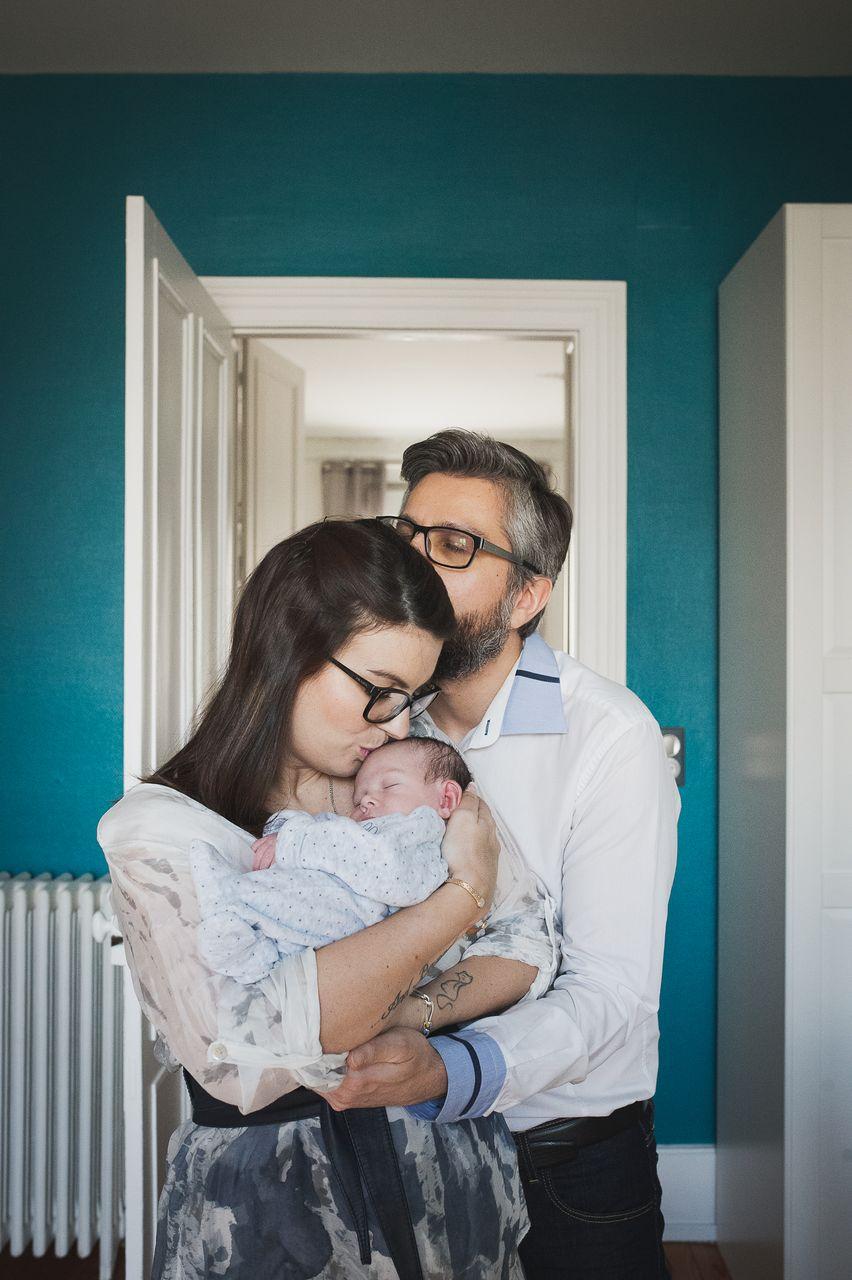 Photos de naissance a domicile dans les vosgesNai093