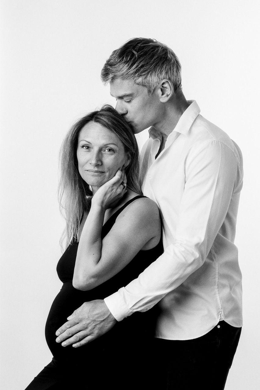 photographe grossesse argentique Nancy Toul 5