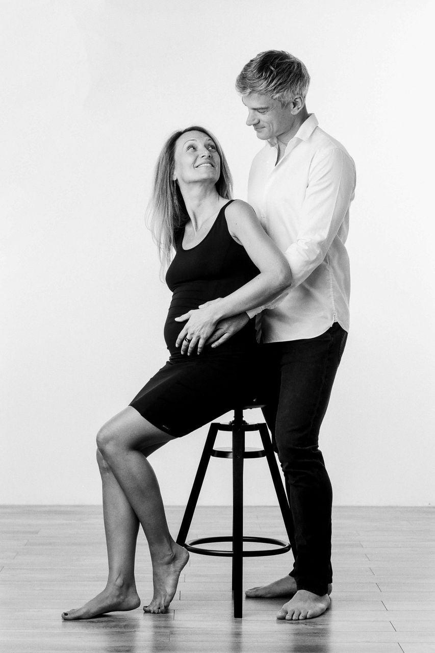 photographe grossesse argentique Nancy Toul 7