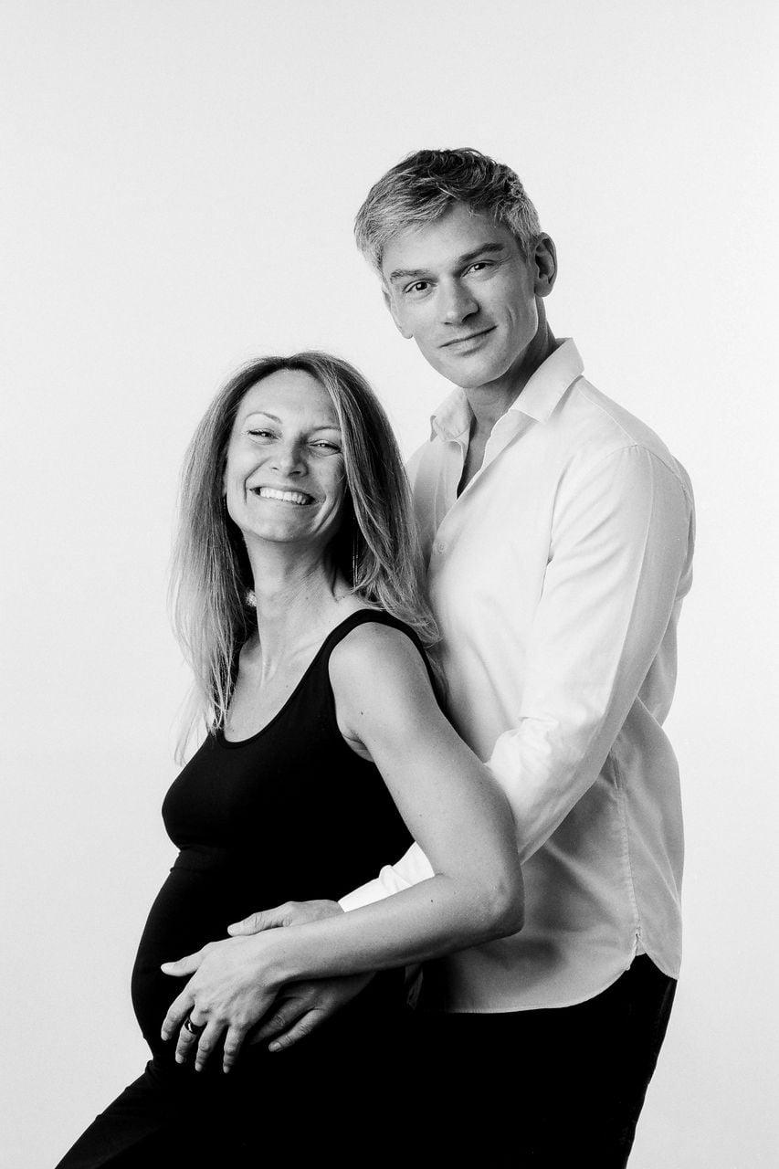 photographe grossesse argentique Nancy Toul 8